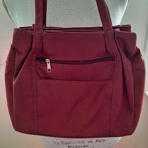Beautiful Red Shoulder Bag